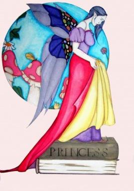 Dragon Moon's The Princess