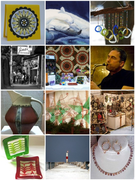 Artists of Fairport Pharmacy Gift Shop