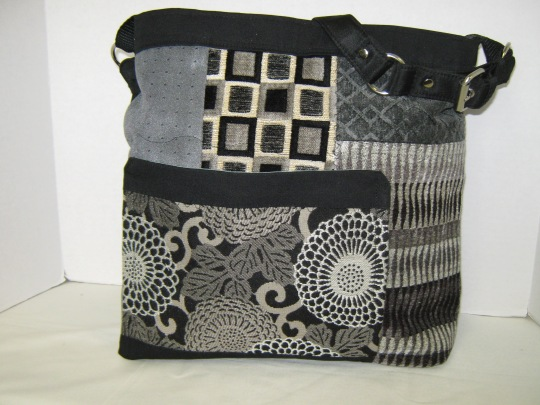 Cherie Carter Custom Designed Handbags & Accessories - 1st Place in Fiber, Brockport Arts Festival 2012