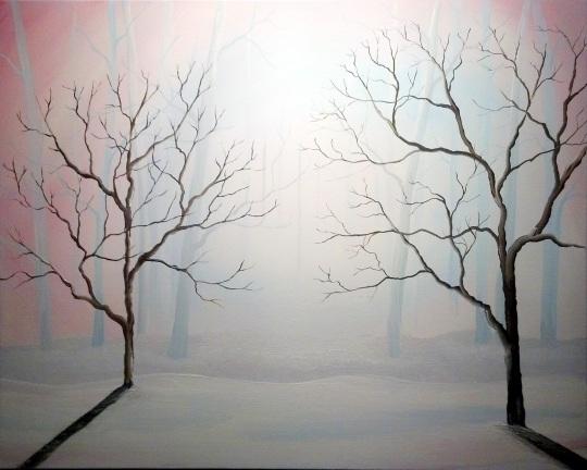 Winter Mist 2