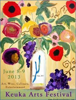 Keuka-Arts-Festival-Poster-2013