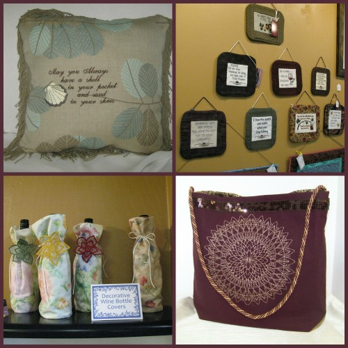 Cherie Carter Designs - 2nd Place in Fiber, Brockport Arts Festival 2012