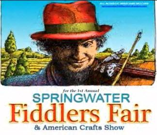 Springwater Logo