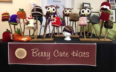 Angela MacAllister Berry Cute Hats