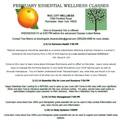 Click image to read details for Penfield classes.