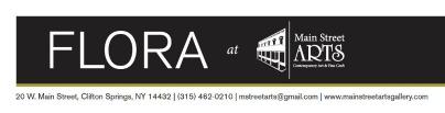 Call for Art - Flora Header 404
