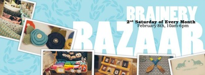 Feb Brainery Bazaar