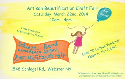 Beautification Fair 2014 Poster