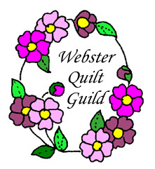 Webster Quilt Guild Logo