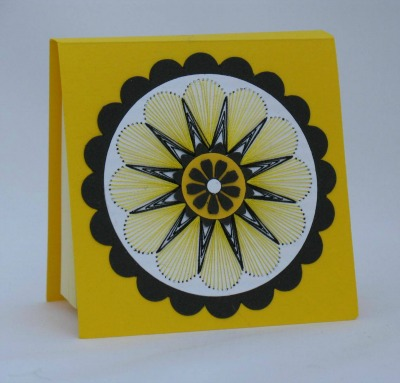 Sticky Notes with Hand Stitched Cover, by Stefani Tadio. $7.00.