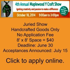 2014 Maplewood Button