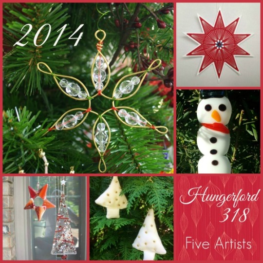 2014 Hungerford 318 Ornaments