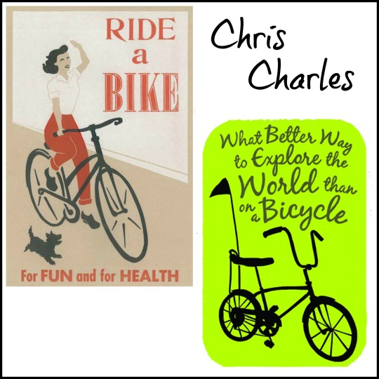 Chris Charles, Fly Rabbit Press