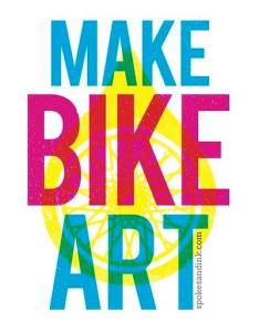Make Bike Art