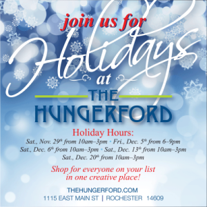 2014 Holiday at The Hungerford
