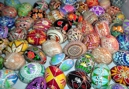 Big Pile o' Eggs