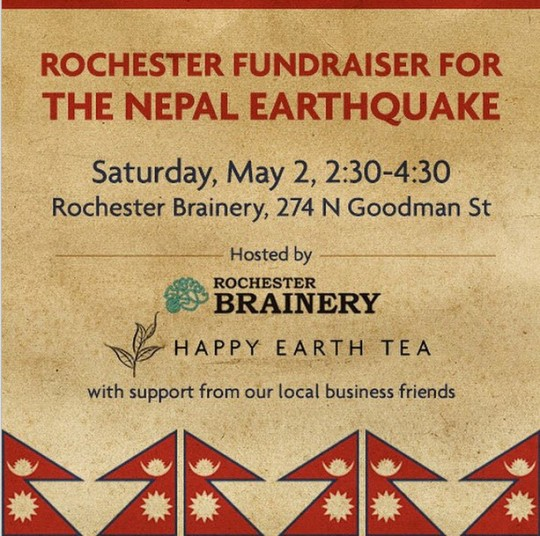 Nepal Earthquake Fundraiser