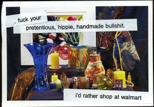 I'm glad not everyone feels this way. #localart #shoplocal #enjoylocal