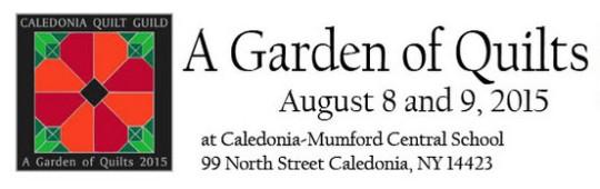 Garden of Quilts 2015