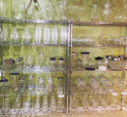 Jardin Terrariums Glassware