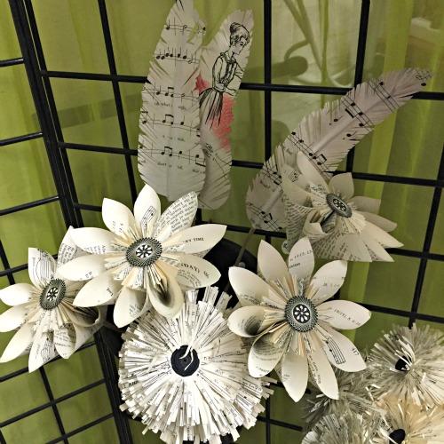 09-29-15 Paper Flowers