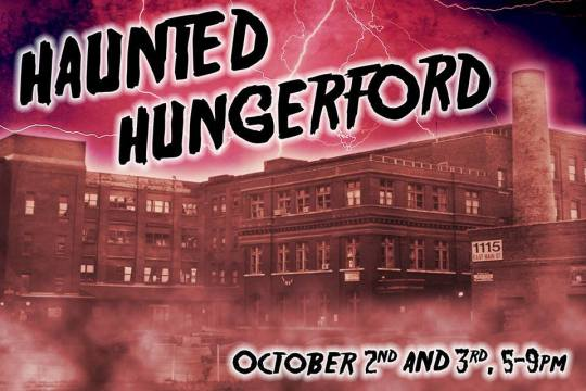 Haunted Hungerford
