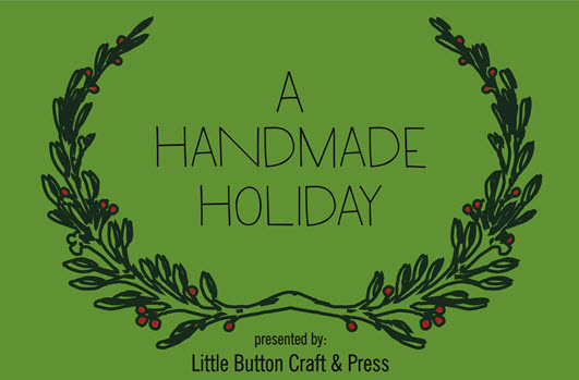 Handmade Holiday Green