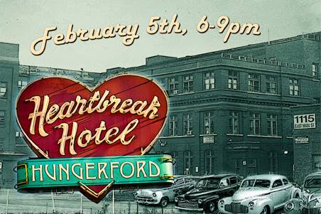Heartbreak Hotel Hungerford