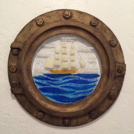 Port Hole Sailboat